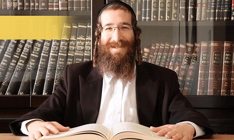 אודות יהודה אבלס - טוען רבני